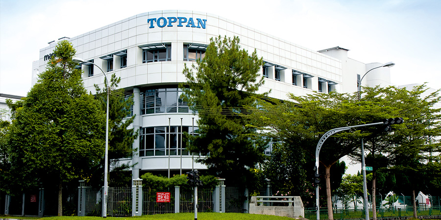 Toppan Security Printing Pte. Ltd.