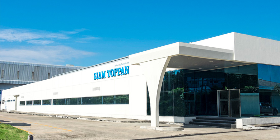 Siam Toppan Packaging Co., Ltd.