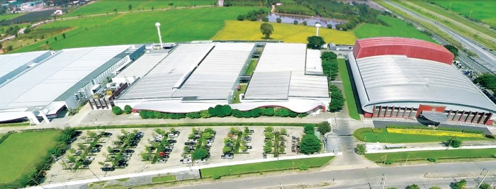 TPN Group's plant